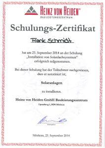 Heinz-von-Heiden_Schulungszertifikat_FrankSchmidt