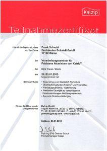 Teilnehmerzertifikat_Kalzip-FrankSchmidt