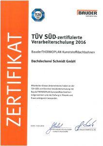 Zertifikat-Bauder-DachdeckerSchmidt