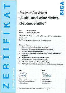 Zertifikat-Luft-und-winddichte-Gebaeudehuelle